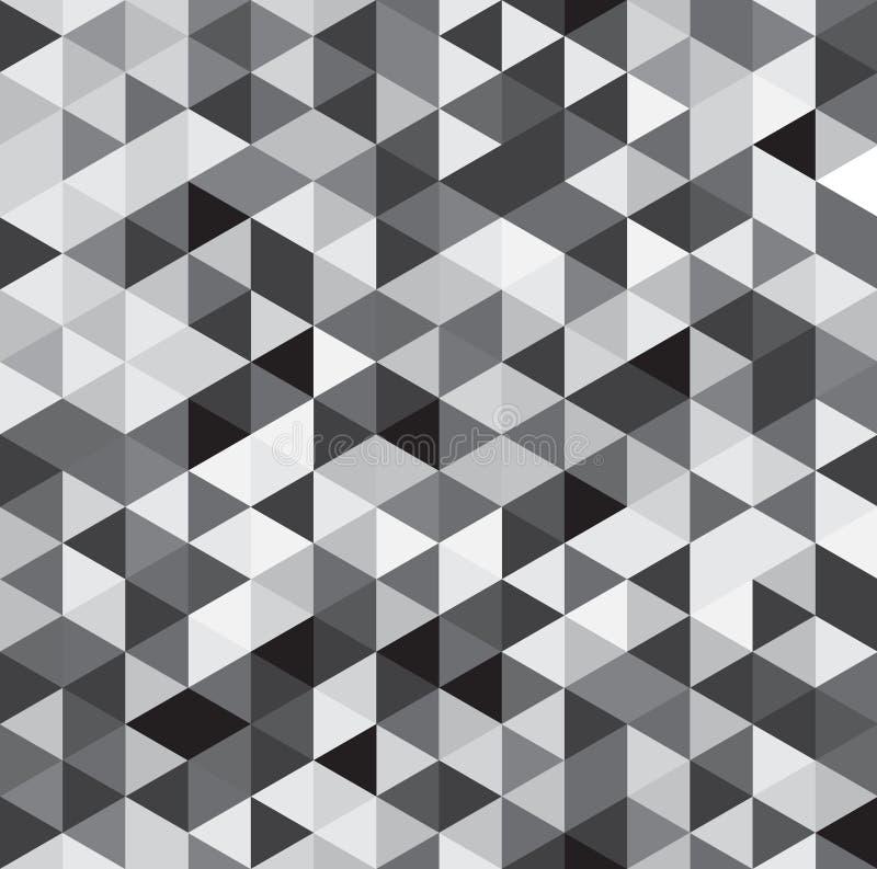 Безшовная предпосылка картины стержня формы диаманта - иллюстрация вектора