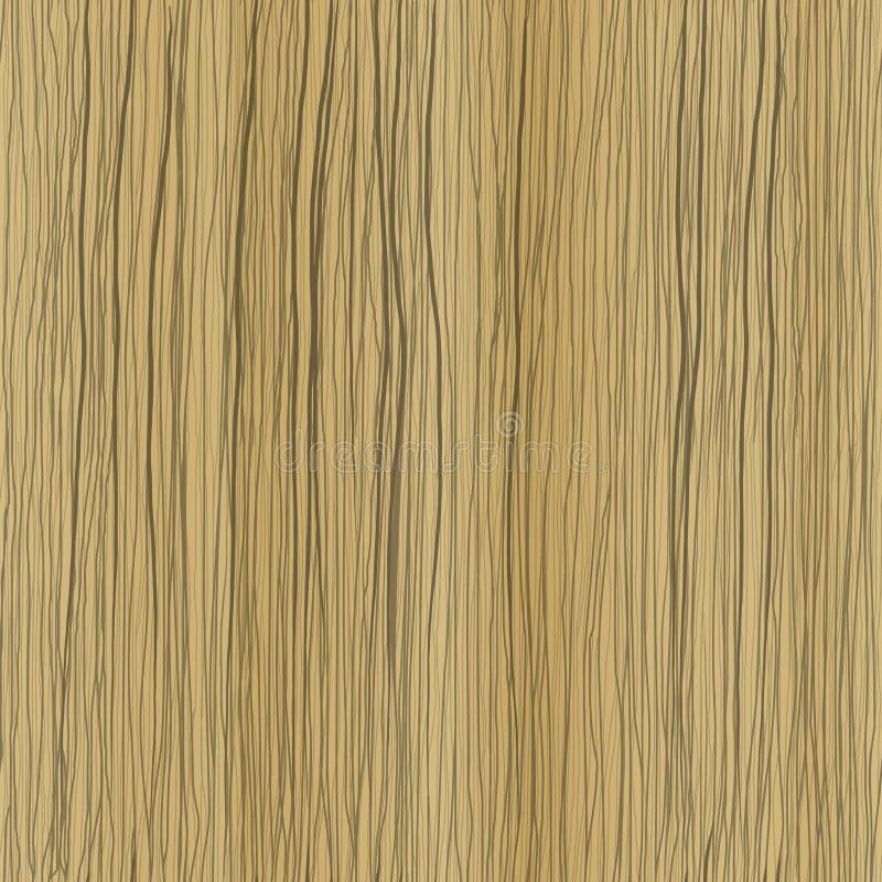 безшовная древесина текстуры иллюстрация вектора