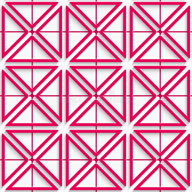 Безшовная розовая сетчатая предпосылка иллюстрация вектора
