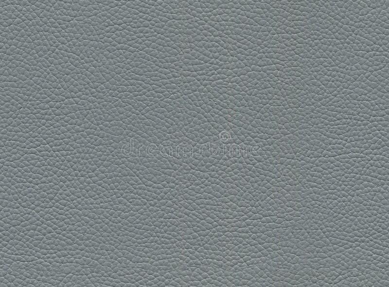 Безшовная серая кожаная текстура стоковые изображения