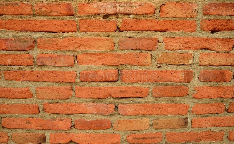 Безшовная текстура коричневого камня - каменного плиточного пола вымощая часть - текстура старого утеса стоковое изображение rf