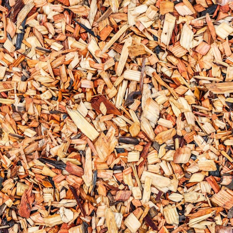 Безшовная текстура опилк различных размеров стоковая фотография