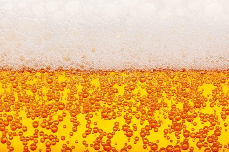 Безшовная текстура пива стоковые фотографии rf