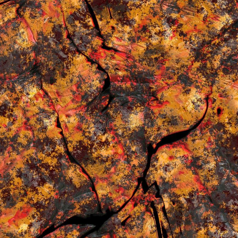 Безшовная текстура crevice стоковая фотография