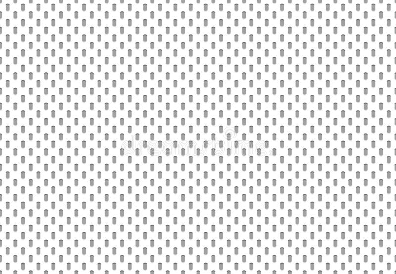 Безшовная ткань спорта Ткань сетки полиэстера, атлетическая материальная решетка и картина вектора одежды спорт бесплатная иллюстрация