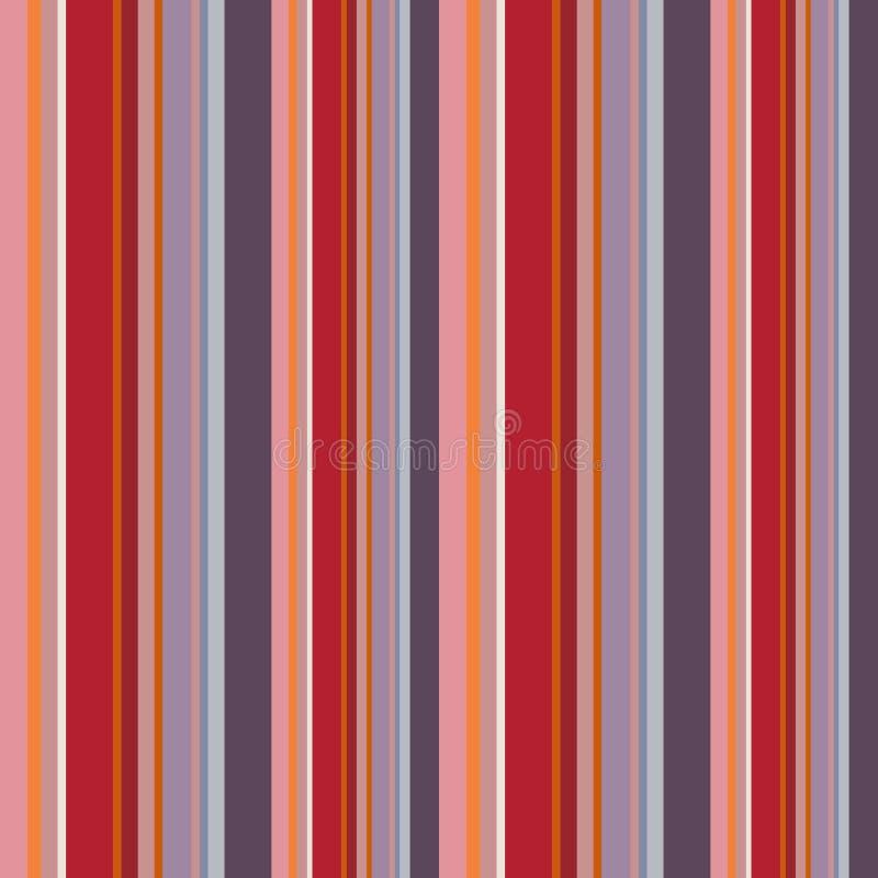безшовная striped текстура Вектор выравнивает картину Bac ткани шотландки иллюстрация вектора