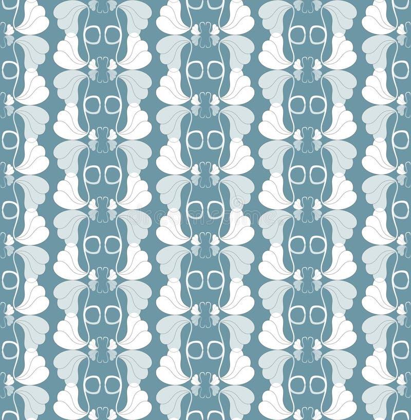 безшовное предпосылки голубое бесплатная иллюстрация