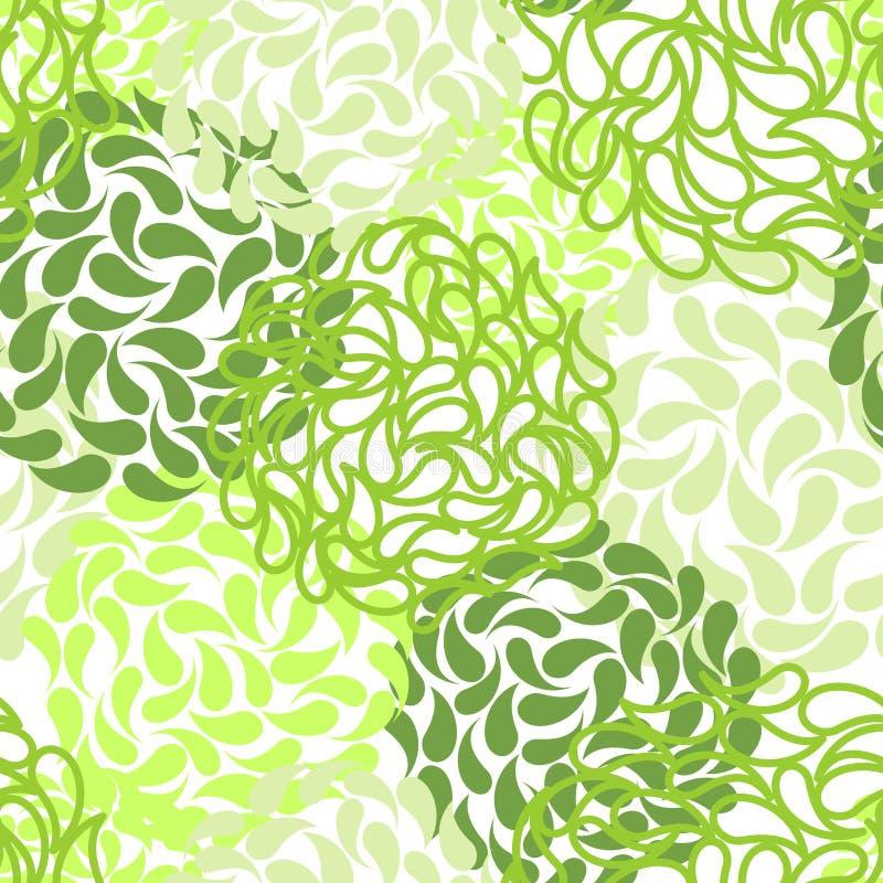 безшовное предпосылки флористическое абстрактный цвет бесплатная иллюстрация