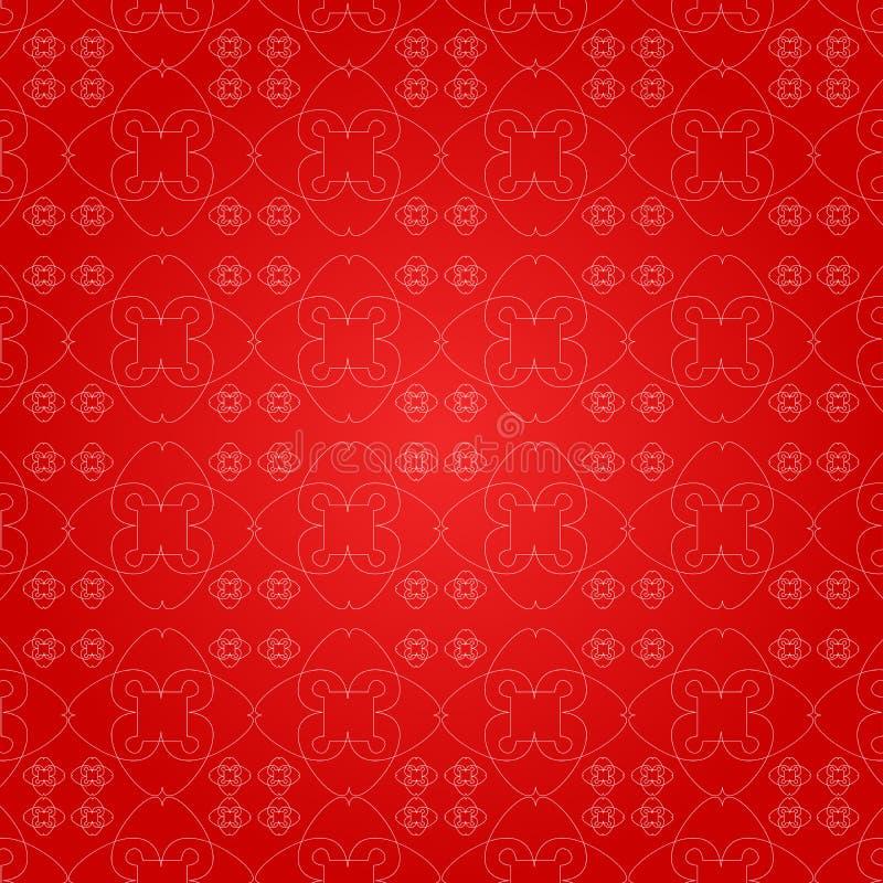 Безшовные картины с геометрическими орнаментами Текстуры вектора арабские безшовные иллюстрация штока