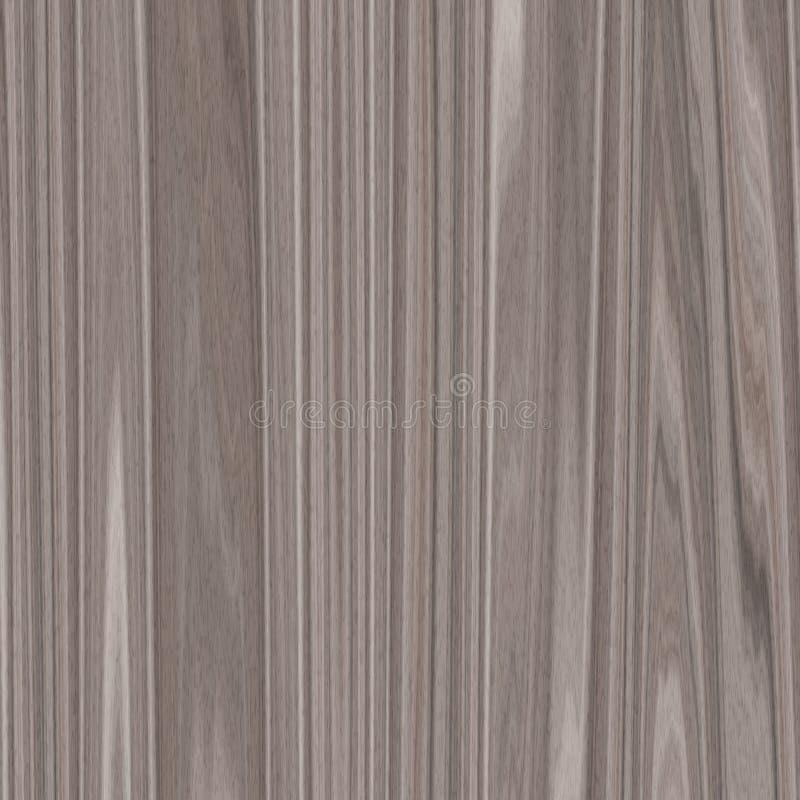 Безшовные темные деревянные текстура или предпосылка иллюстрация штока