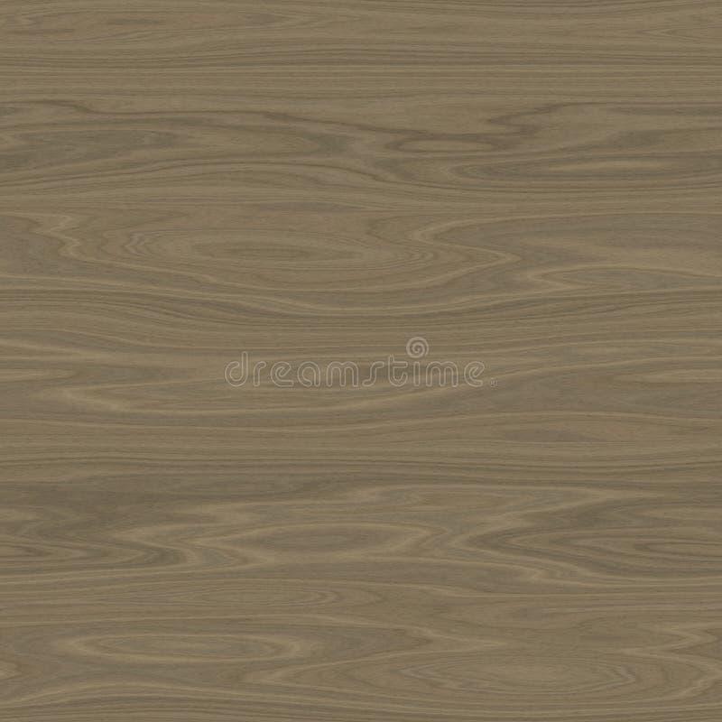 Безшовные темные деревянные текстура или предпосылка иллюстрация вектора