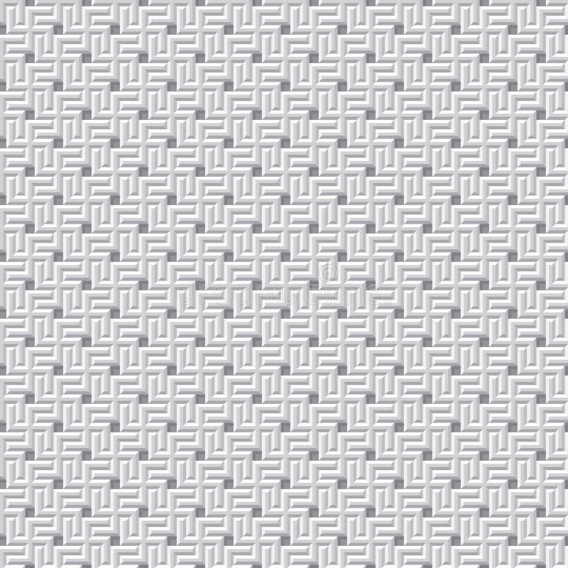 безшовный вектор текстуры свастик иллюстрация вектора