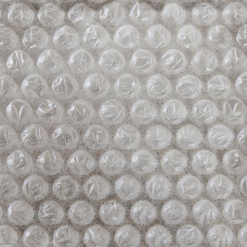 Безшовный крупный план бумаги обруча пузыря стоковое фото rf