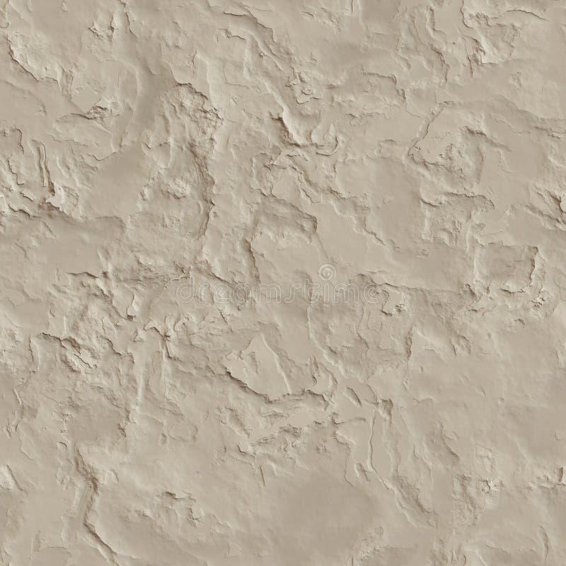 безшовный tiling текстуры штукатурки стоковое изображение