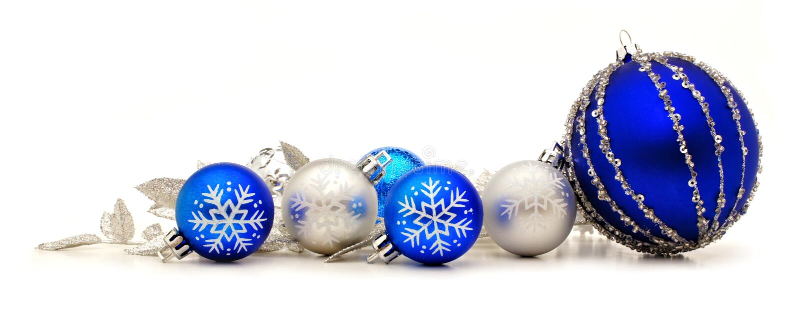 Безделушки рождества стоковое изображение rf