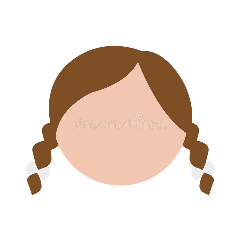 Download Безликое изображение значка женщины Иллюстрация вектора - иллюстрации насчитывающей способ, утеха: 81800773
