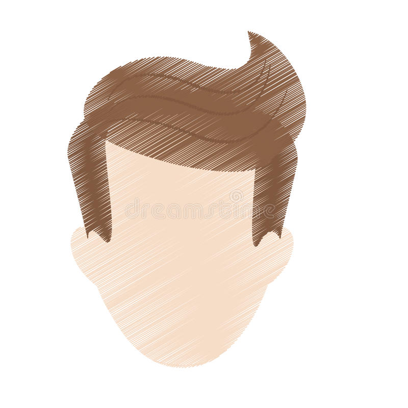 Download Безликое изображение значка человека Иллюстрация вектора - иллюстрации насчитывающей менеджер, мужчина: 81800165