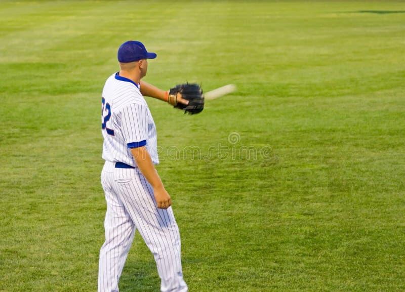 бейсболисты стоковое изображение