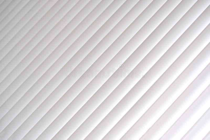 Белая абстрактная предпосылка, линии, свет иллюстрация штока