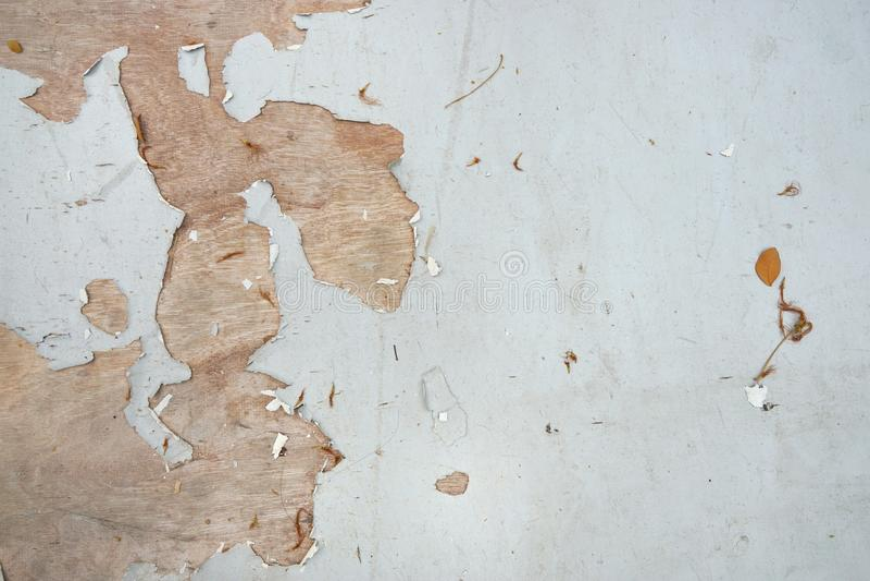 Белая деревянная планка как предпосылка Обои текстуры Grunge стоковые фото