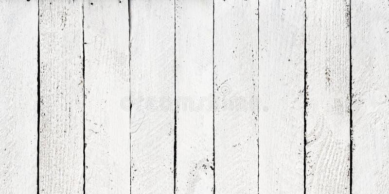 Белая деревянная предпосылка стоковые фотографии rf