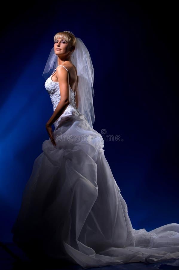 белая женщина стоковая фотография