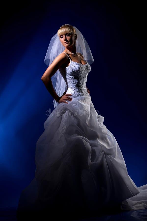 белая женщина стоковая фотография rf