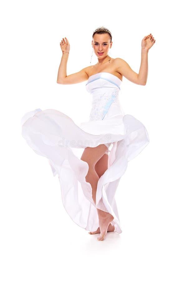 белая женщина стоковое фото rf