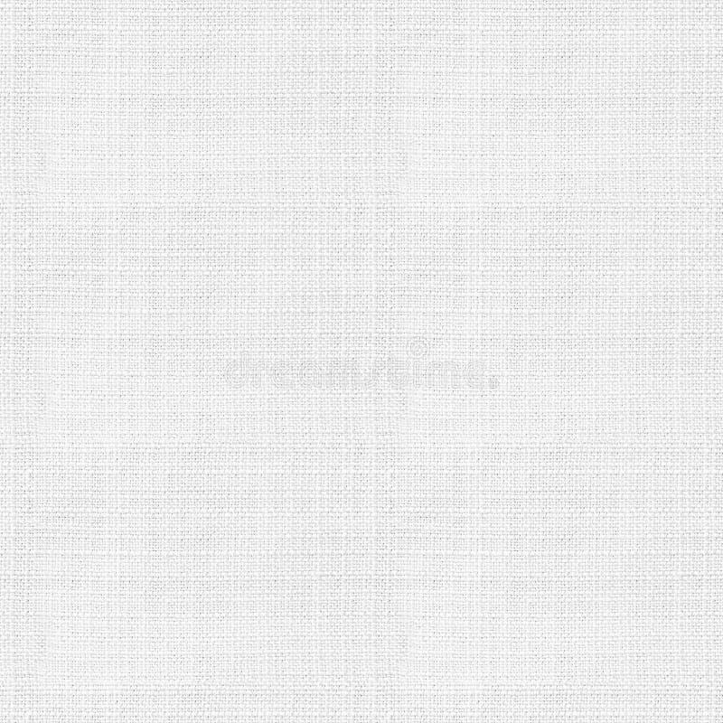 Белая предпосылка текстуры ткани стоковая фотография rf