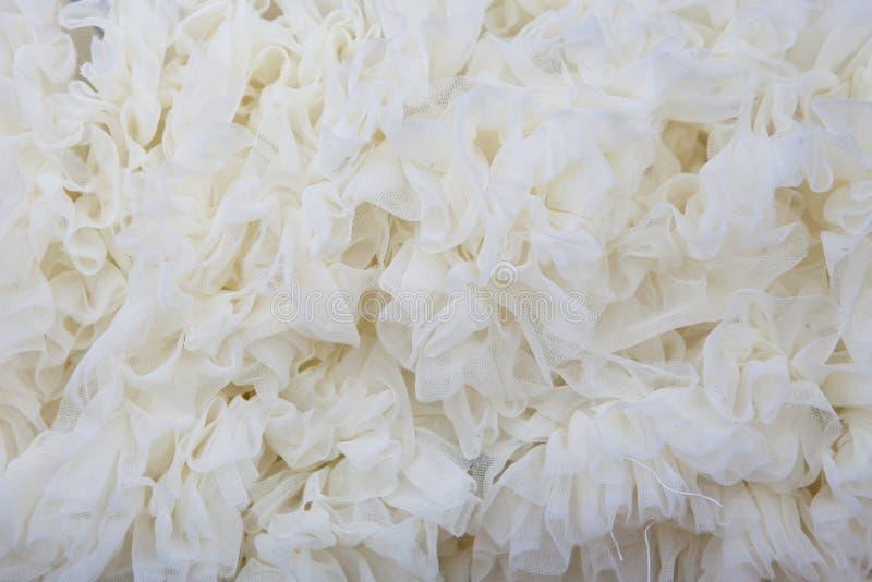 Белая предпосылка текстуры стоковые фото