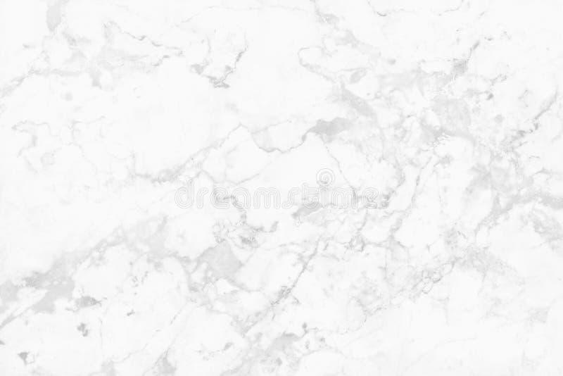 Белая серая мраморная предпосылка текстуры с разрешением структуры детали высоким, безшовным конспекта роскошное пола плитки каме стоковая фотография