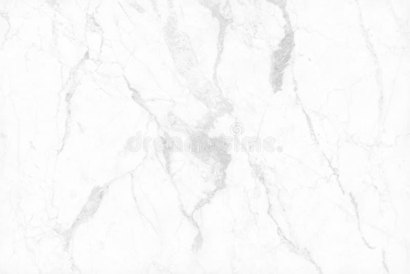 Белая серая мраморная предпосылка текстуры с разрешением структуры детали высоким, безшовным конспекта роскошное пола плитки каме стоковые фотографии rf