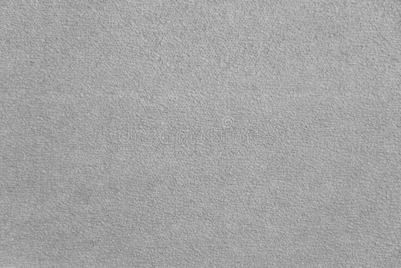 Белая стена со стеллажом для облегчения Фон серой текстуры, сделанный из натурального Горячий клей стоковое фото