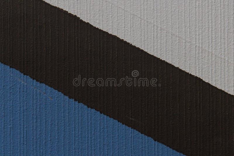 Белая, черная и голубая текстура стоковое фото rf