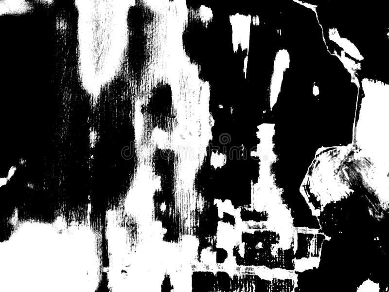 белизна абстрактного черного типа состава урбанская стоковые изображения rf
