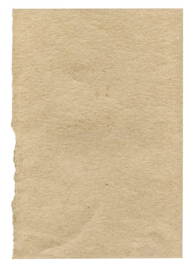 белизна бумажной части грубая очень стоковые фотографии rf