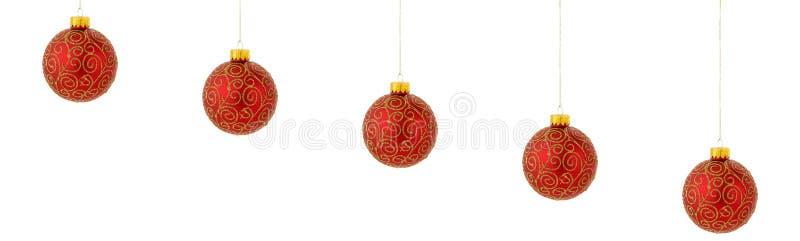 Download белизна вала орнаментов рождества вися Стоковое Изображение - изображение насчитывающей висеть, ноча: 6868417