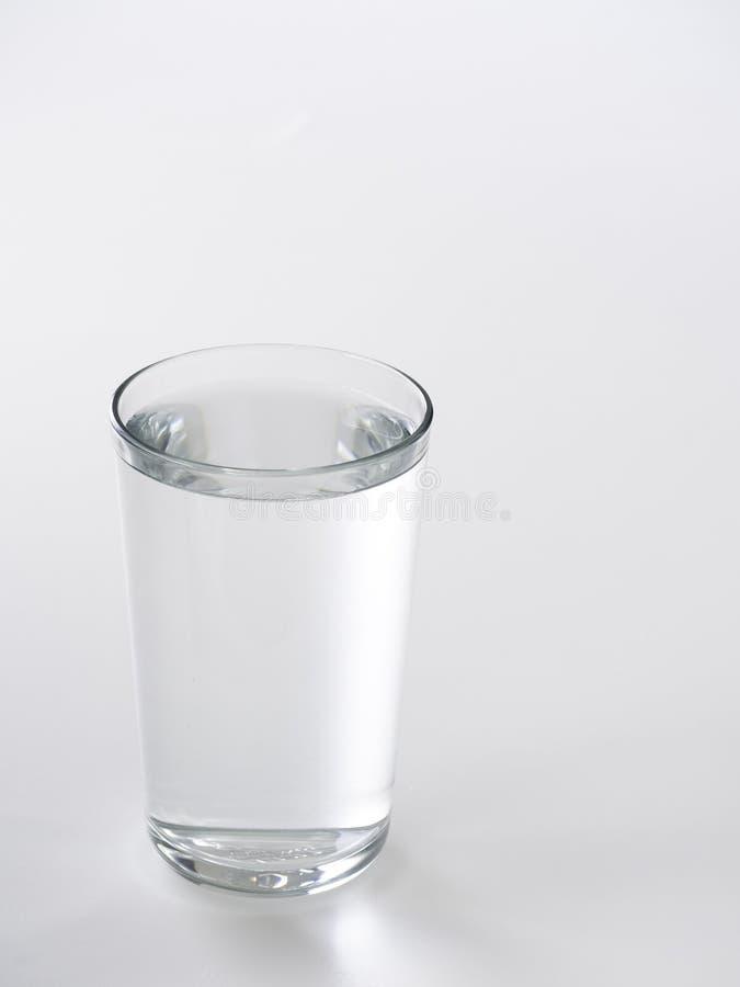 белизна воды предпосылки стеклянная стоковые изображения rf