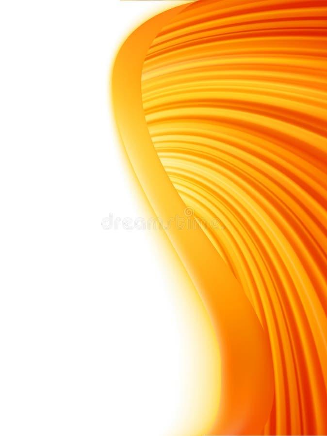 белизна волны померанцового красного цвета eps взрыва 8 конспектов бесплатная иллюстрация