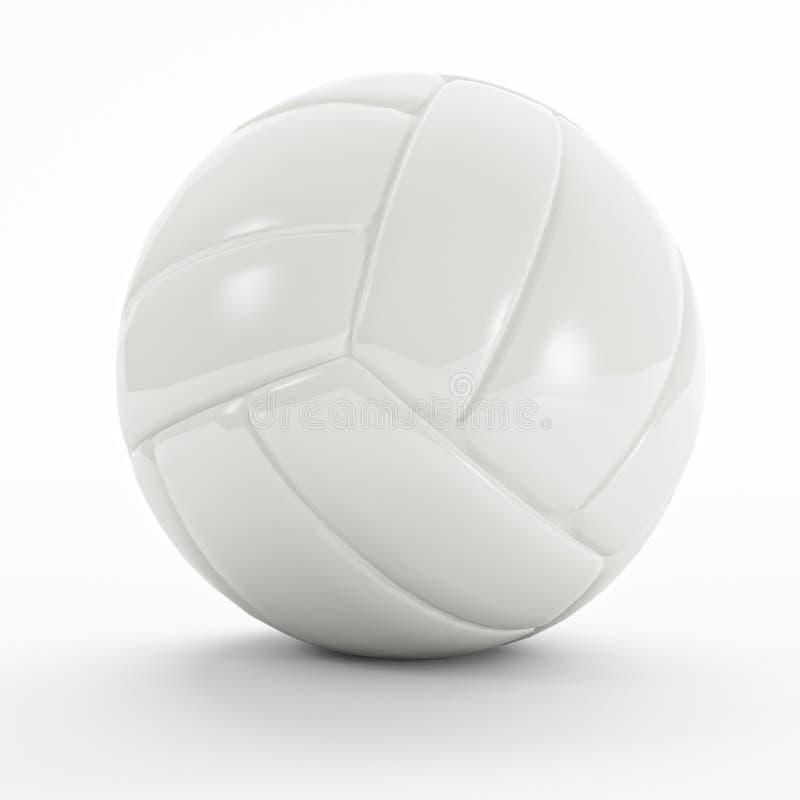 белизна залпа шарика бесплатная иллюстрация