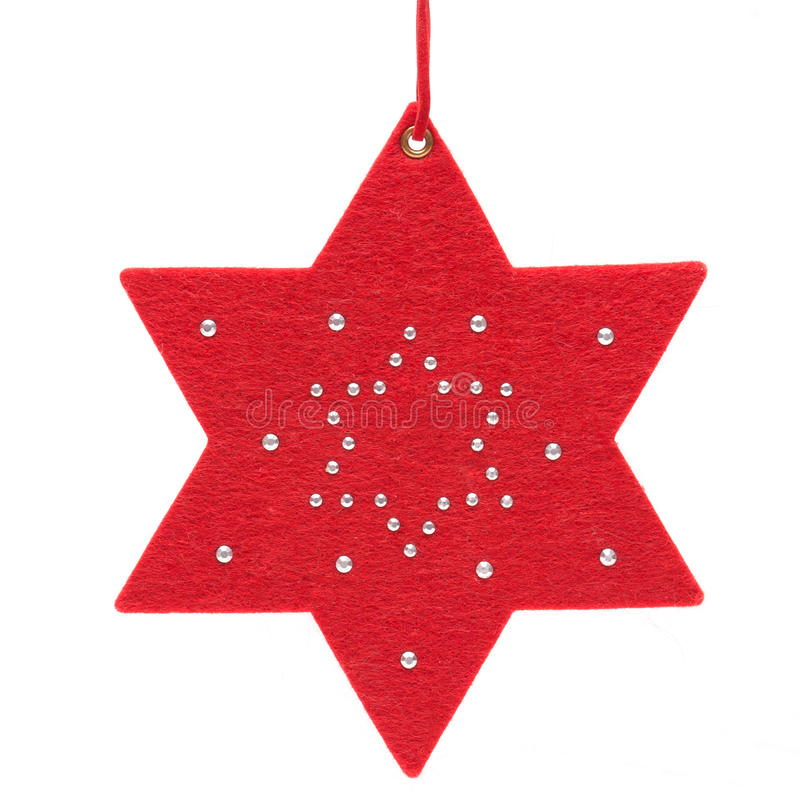 белизна звезды рождества стоковые фотографии rf