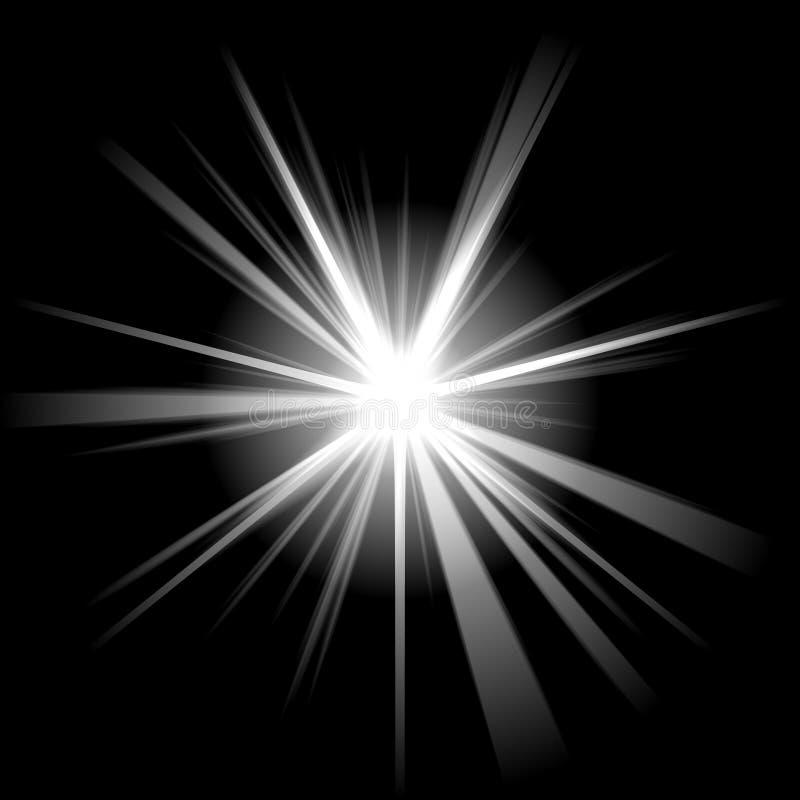 белизна звезды 2 irregular бесплатная иллюстрация