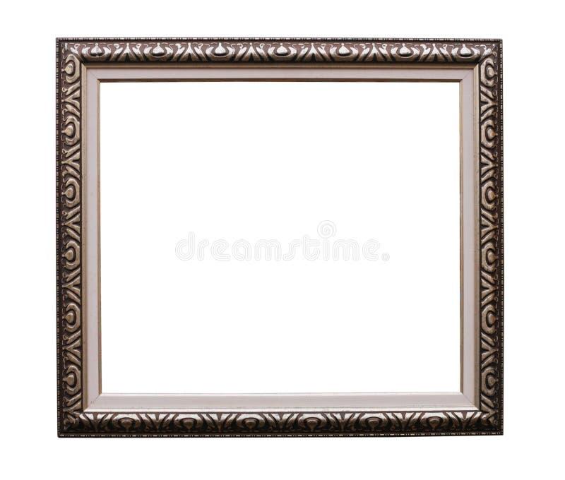 белизна изображения рамки стоковое фото