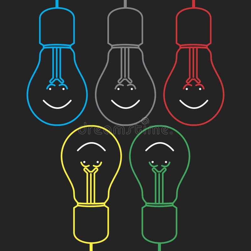 белизна изолированная шариками светлая бесплатная иллюстрация