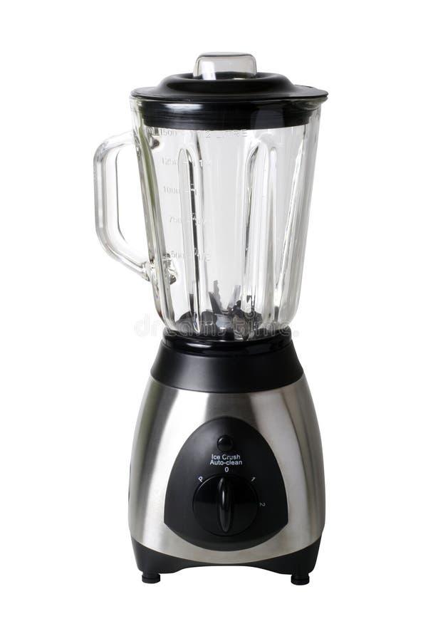 белизна изолированная blender стоковая фотография rf