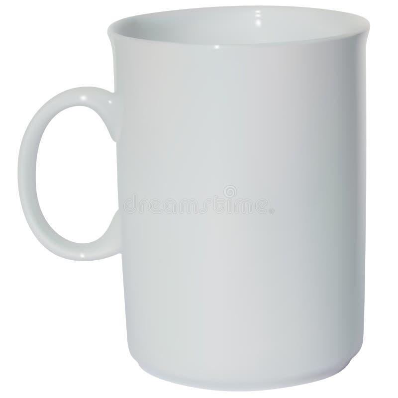 белизна кофейной чашки бесплатная иллюстрация