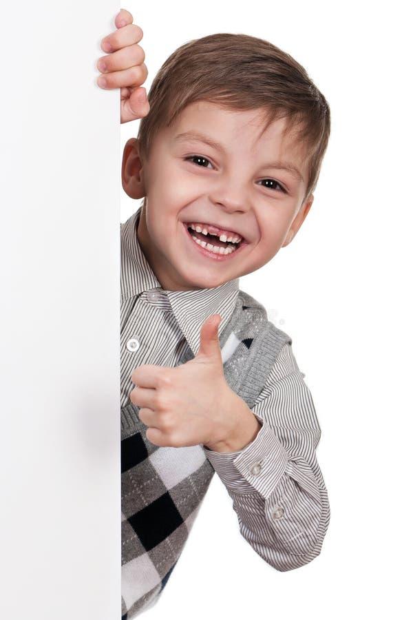белизна мальчика доски стоковые фото