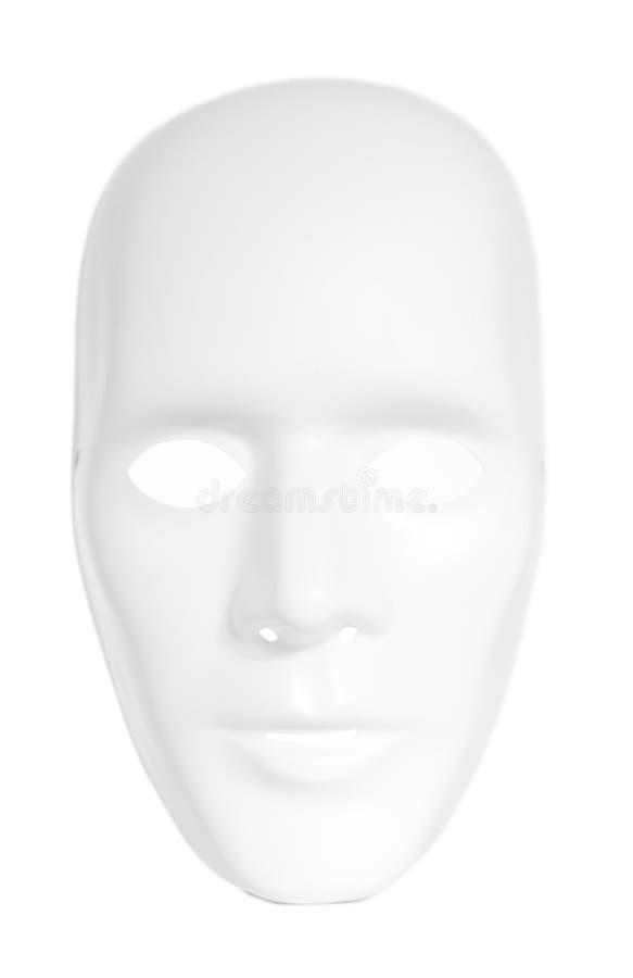 белизна маски стоковые фотографии rf