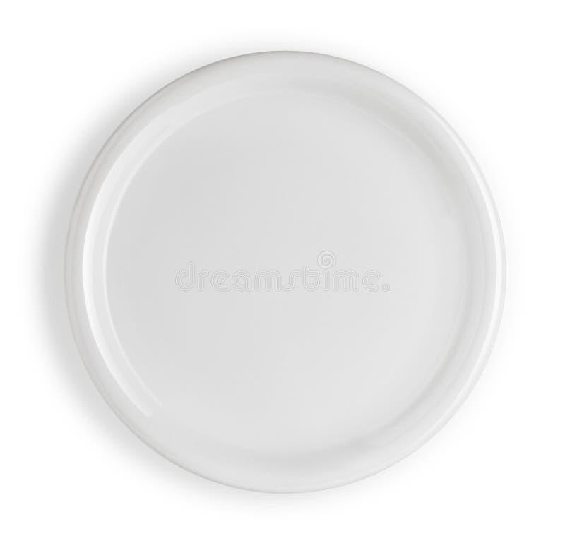 Download белизна плиты стоковое изображение. изображение насчитывающей тень - 18394123