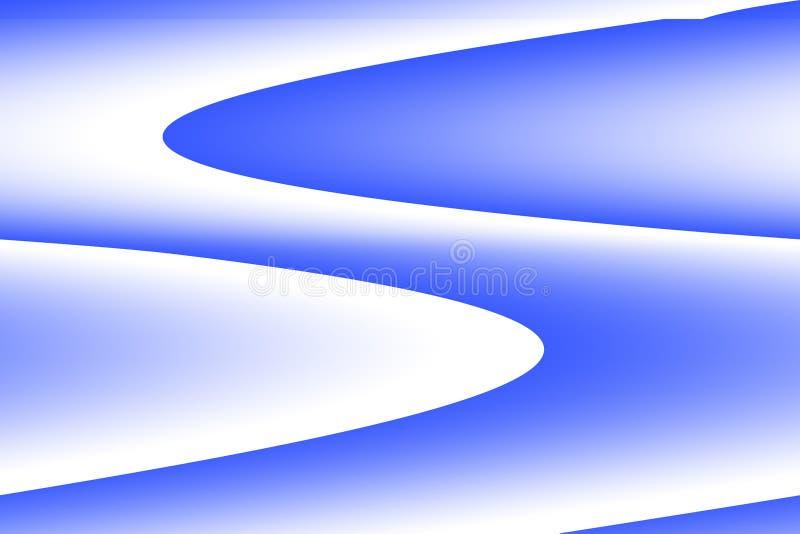 белизна предпосылки голубая иллюстрация штока